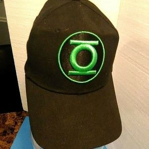 Green Lantern Hal Jordan New Era Fitted Hat
